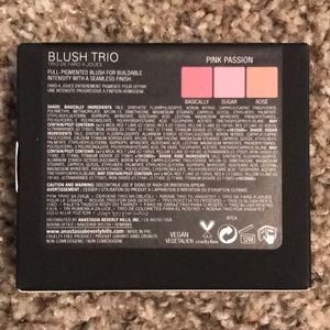 Anastasia Beverly Hills Makeup - Anastasia Beverly Hills Blush Trio - Pink Passion